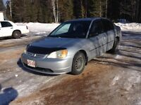 2002 Civic- $1000 Firm Want Gone NOW!