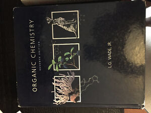 Organic Chemistry 2020 and 2021 textbook