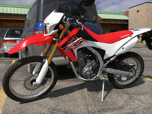The best bike for road and off road,ready for run,