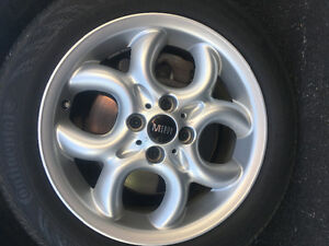 Wanted - Mini Cooper rim.