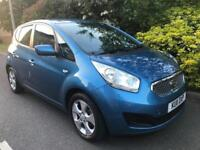 KIA VENGA CRDI 2 ECODYNAMICS 2011 Diesel Manual in Blue