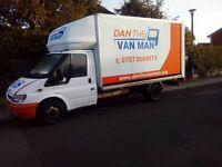 Dan The Van Man - NO 1 Removal Company in North west