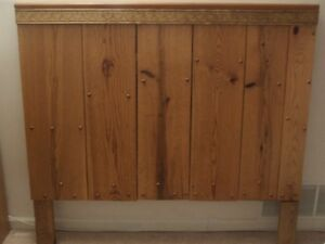 """HEAD BOARD / HAND CRAFTED / """"UNIQUE ONE-OF-A-KIND"""""""