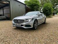 Mercedes Benz C350 plug in hybrid sport
