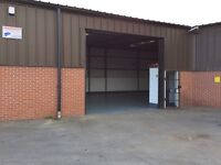 Industrial Unit TO LET 1717ft sq