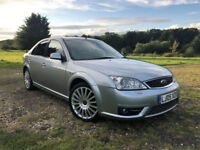 FORD MONDEO 2.2TDCI 155 2005 MY ST TDCi DIESEL 6 SPEED MANUAL CRUISE CONTROL