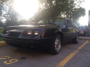 Fox body mustang 1986 LX RESTORED PRICE DROP****