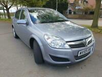2009 Vauxhall Astra 1.4 i 16v Club 5dr Hatchback Petrol Manual