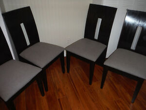 Set of 4 Palliser Dining Chairs
