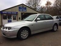 2003 53 ROVER 75 2.0 CONNOISSEUR V6 4D AUTO JUST 43000 MILES LEATHER