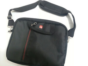 POLYESTER LAPTOP CASE W/TABLET POCKET