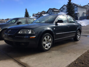 Immaculate All Wheel Drive 2.8l V6 Passat $4500 OBO