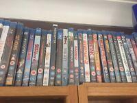 Blu rays loads