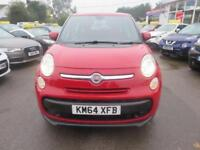 2014 Fiat 500L 1.3 MultiJet Pop Star MPV 5dr (start/stop)