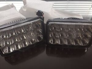 (NEW) 4x6 led Headlights 250 for the pair