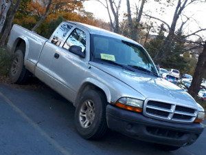 2003 dakota parts or repair , mvi till april