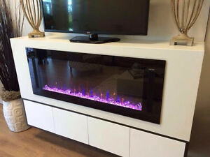 """50"""" Recessed 3 Colour LED with 10 Bottom Colour Touch Screen"""