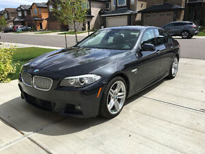 2011 BMW 550XI M PACKAGE, 400HP X-DRIVE, EVERY AVAILABLE OPTION!