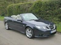 2012 Saab 9-3 2.0 LINEAR SE 2d 150 BHP Convertible Petrol Manual