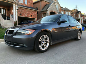 2008 BMW 328i – leather, Sunroof, Cruise – Excellent condition