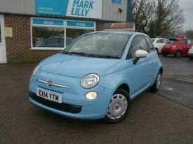 image for 2014 Fiat 500 1.2 Colour Therapy 3dr blue only 25,000 miles ! HATCHBACK Petrol M