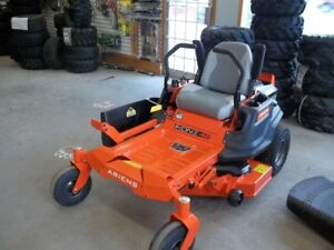 ARIENS ZERO TURN TRACTOR   SALE !!!  LOWER PRICES in CANADA