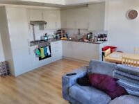 Double room available in spacious 2 bed flatshare