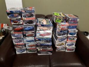 Collection of Scale Model Cars For Sale