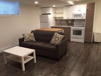 Brand New Semi Furnished Legal Basement Suite