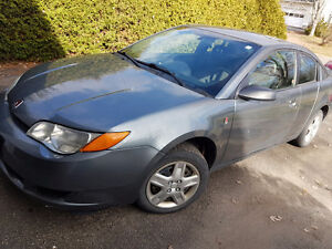 2007 Saturn ION Coupe (2 door)