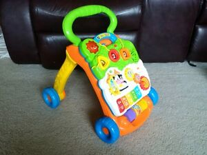 Sit-to-Stand Learning Walker- vtech