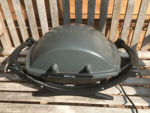 Weber Portable electric BBQ