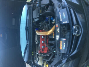 2007 mazdaspeed 3 Cobb stage 3 tons of mods