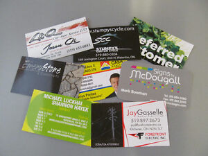 Business Cards, Brochures, Flyers Kitchener / Waterloo Kitchener Area image 2