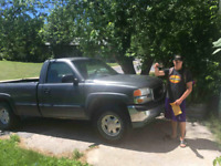 Need truck picked up in sioux narrows and towed to sudbury