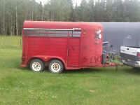 ****Horse Trailer For Sale****
