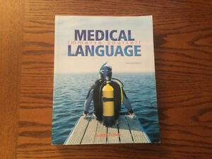 Medical Language (2nd edition) Kitchener / Waterloo Kitchener Area image 1