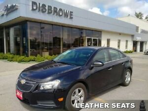 2014 Chevrolet Cruze 2LT  Leather, Heated Seats, Remote Start
