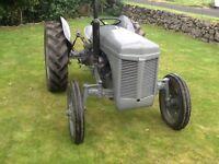 Ferguson TEFLON 20 diesel tractor