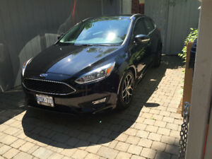 2015 Ford Focus SE (Sport Package)