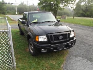 FORD RANGER EDGE 2005