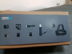 Brand new - in packaging GoPro Session 5 with accessories for sale  Vancouver