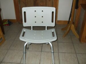 BATH CHAIR Cornwall Ontario image 1