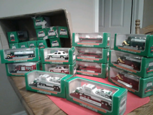 Hess Collectable Trucks