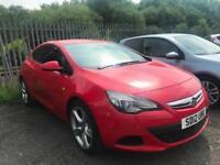 2012 (12 reg) Vauxhall/Opel Astra GTC 1.6i 16v Turbo ( 180ps ) 2012.5MY Sport