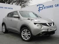 2014 14 Nissan Juke 1.5dCi ( 110ps ) Acenta Premium for sale in AYRSHIRE