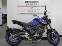 18 REG YAMAHA MT 09 ABS FULLY LOADED WITH GOODIES TOO MANY TO LIST CALL NOW