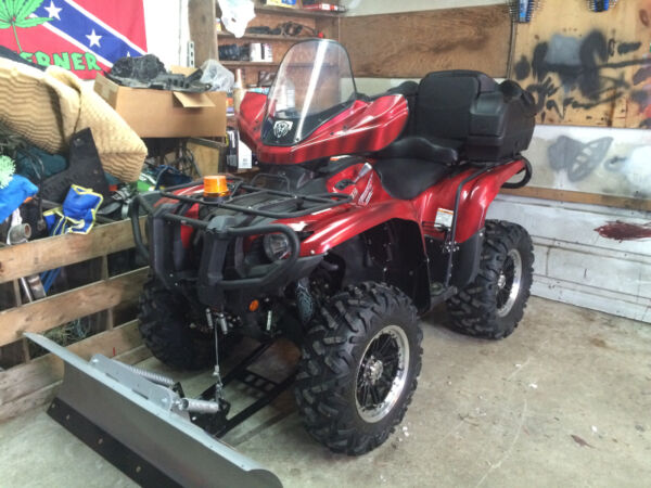 Used 2013 Yamaha Grizzly 700 EPS EFI