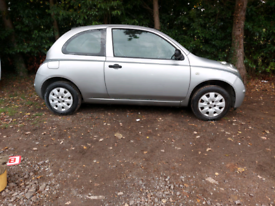 Nissan micra k12 parts available breaking spares