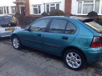 Rover 200 automatic low miles 43000